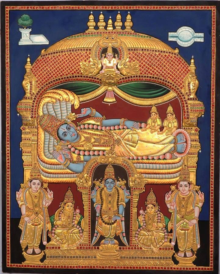 Vishnu Sahasranamam Lyrics Pdf